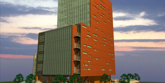 structuri-metalice-multistorey-structures-Sandru-Office-Ce29